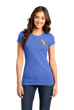 SMA District® Ladies's Fitted Very Important Tee® DT6001