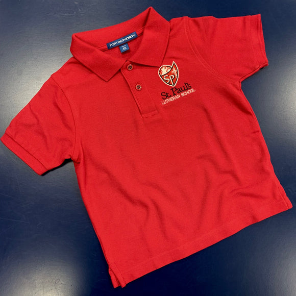 Youth Silk Touch Polo Y500/SP