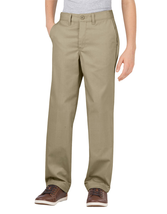 Boys FlexWaist Flat Front Pants -8-20  KP700