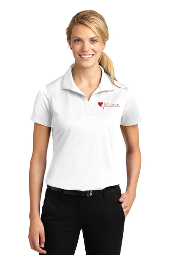 Ladies Micropique Sport-Wick® Polo- LST650/INS