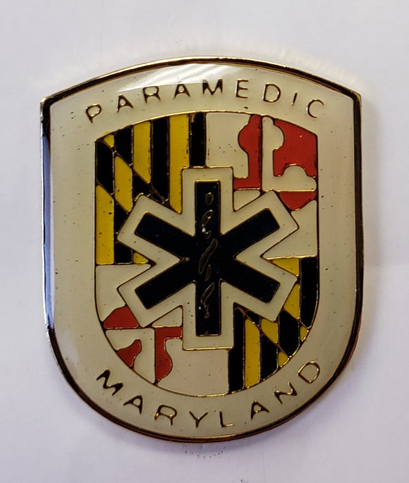 Paramedic Maryland (MIEMSS) Pin- EMTP-C