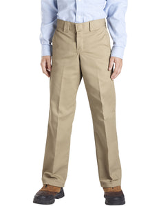 Boys Slim Fit Straight Leg Pants 8-20  QP873/SP