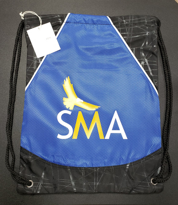 SMA Drawstring Athletic Bag-  BST600