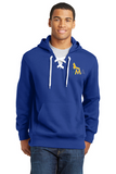 SMA Sport-Tek® Lace Up Pullover Hooded Sweatshirt -ST271
