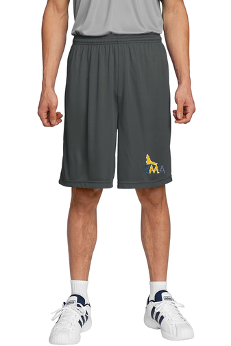 SMA Competitor™Athletic Short- ST355