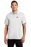 Mens CPR Instructor Short Sleeve Sport-Wick® Polo- ST650/INS