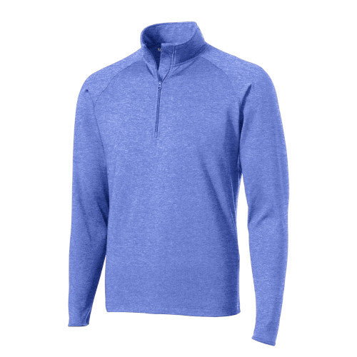 Sport-Tek® Tall Sport-Wick® Stretch 1/2-Zip Pullover