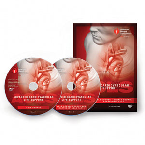 DVD- Advanced Cardiovascular Life Support (ACLS) DVD