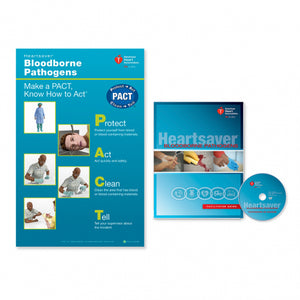 Heartsaver® Bloodborne Pathogens Facilitator Package