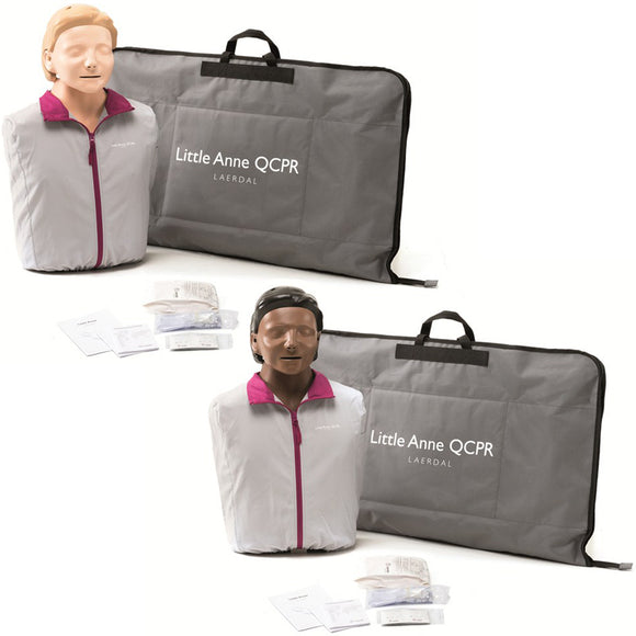 Laerdal® Little Anne® Adult QCPR Manikin