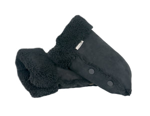 Sheepskin Buggy Gloves for any Pushchair