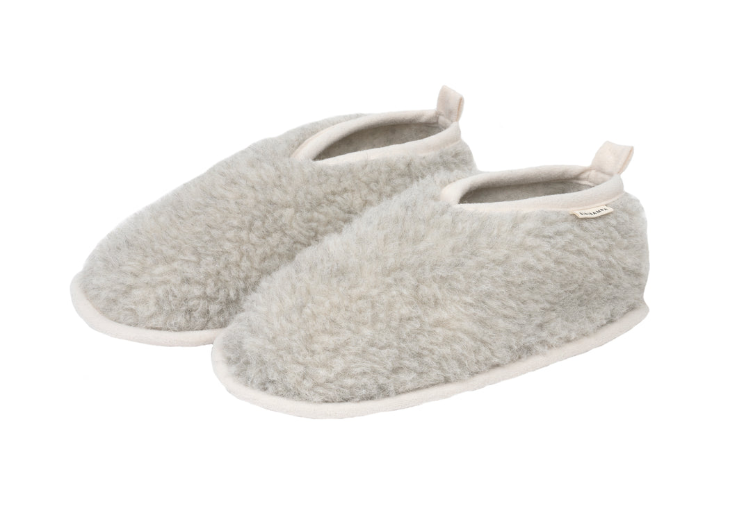 Men's merino slippers by Binibamba