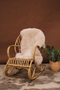 Sheepskin Baby Rugs for Nursery