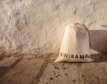Load image into Gallery viewer, Gift wrapped in our 100% cotton binibamba dustbags