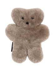 Load image into Gallery viewer, sheepskin teddy bear Binibear