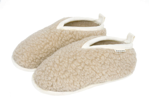 smallable x binibamba exclusive limited edition women's merino slippers