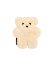 Load image into Gallery viewer, BABYBEAR SHEEPSKIN BINIBEAR TEDDY BEAR