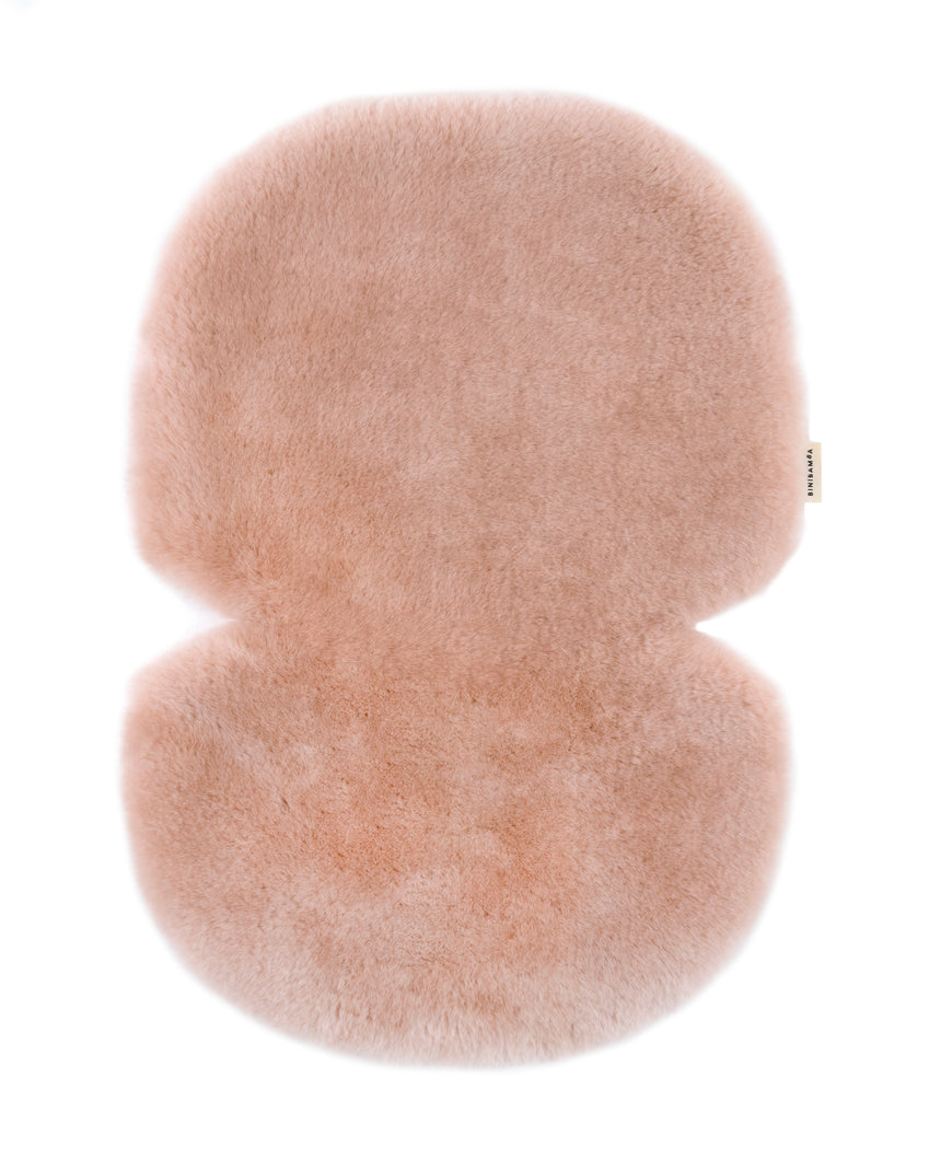 Sheepskin Pram Liners USA & Australia made in UK