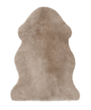 Load image into Gallery viewer, liberty x Binibamba toast sheepskin rug
