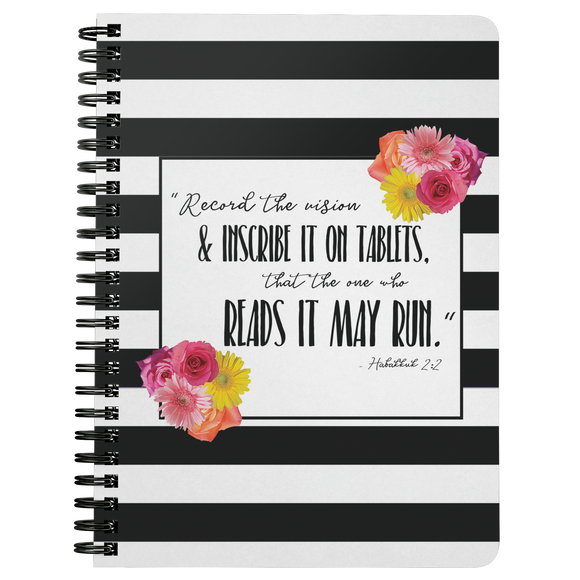 Blogging Notebook - Habakkuk 2:2