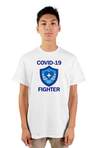 Covid Figther tshirt