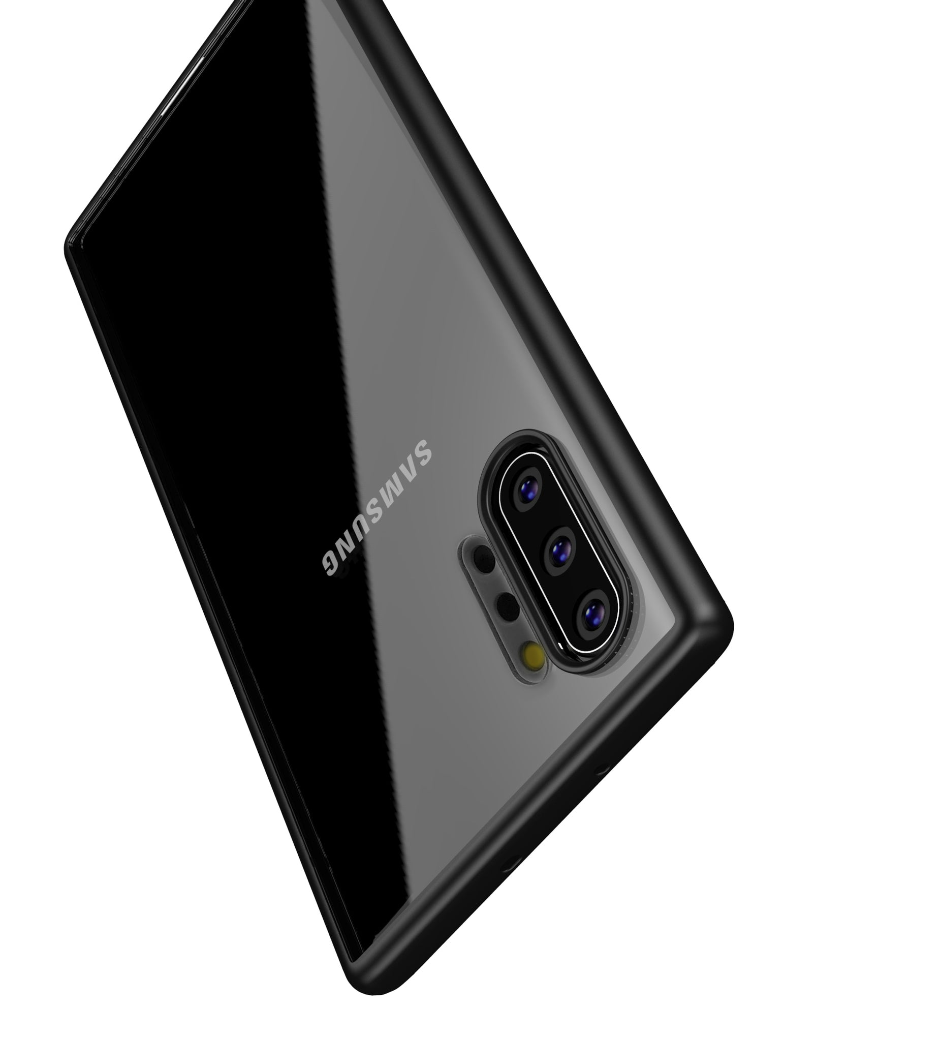 HYTX Bright Color Note 10+ ( Black )
