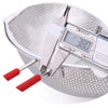 HYTX Stainless Steel Skimmer/Slotted Spoon