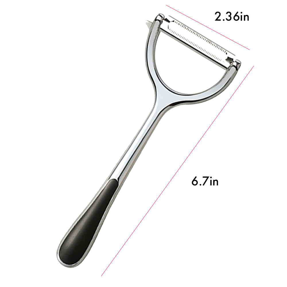 HYTX Zinc Alloy Fruit & Vegetables Peeler
