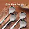 HYTX 8 Inch Stainless Steel Gravy Soup Spoon (3 PK)