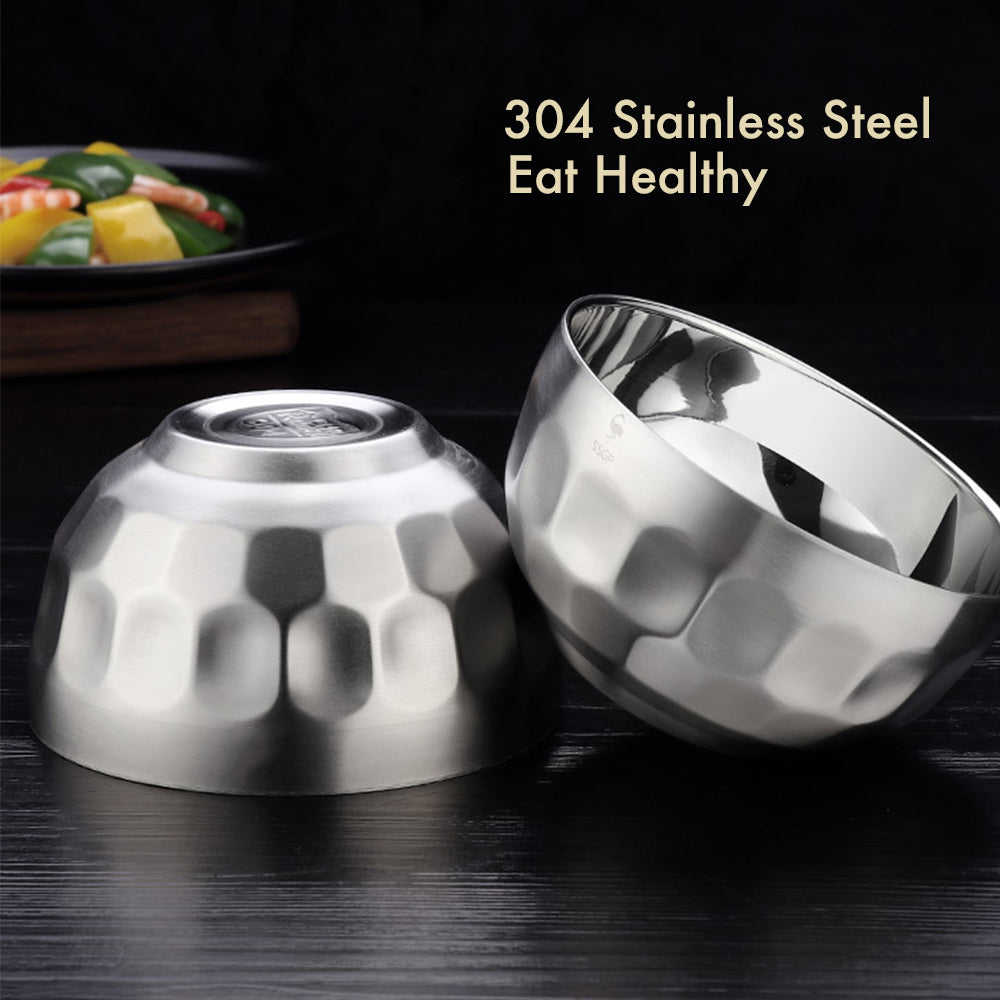 HYTX Staineless Steel Bowl (10 Pk)