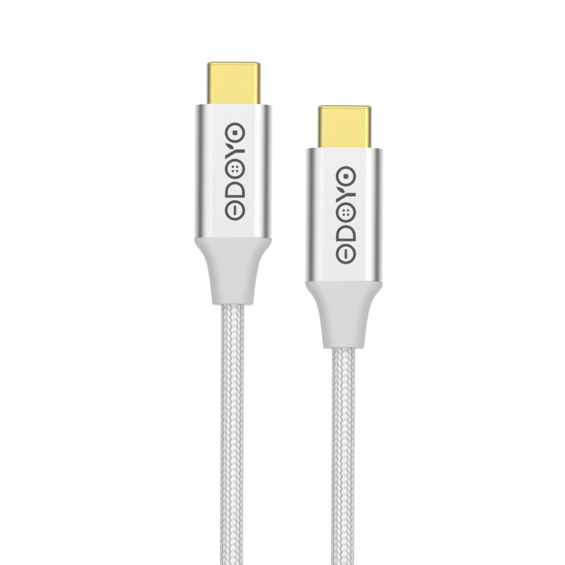 Odoyo USB C TO C CABLE SILVER