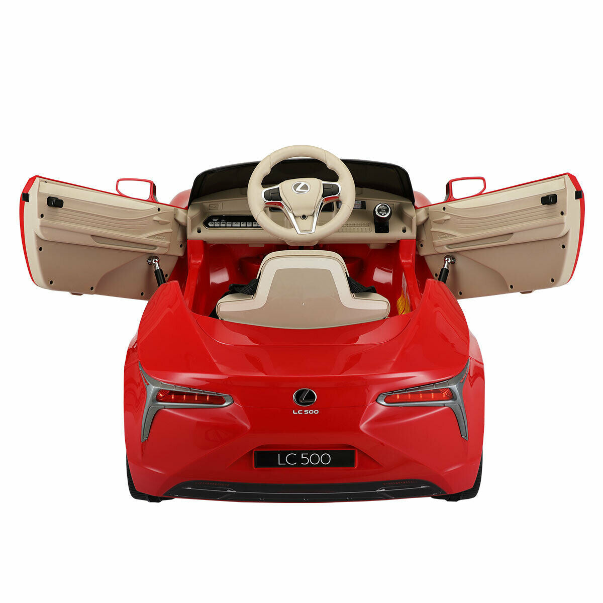 HYTX Kids Ride on car Lexus LC500 Licensed Remote Control Electric Vehicle