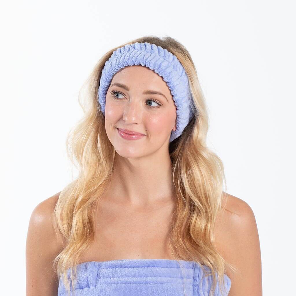 Spa Headband - Periwinkle