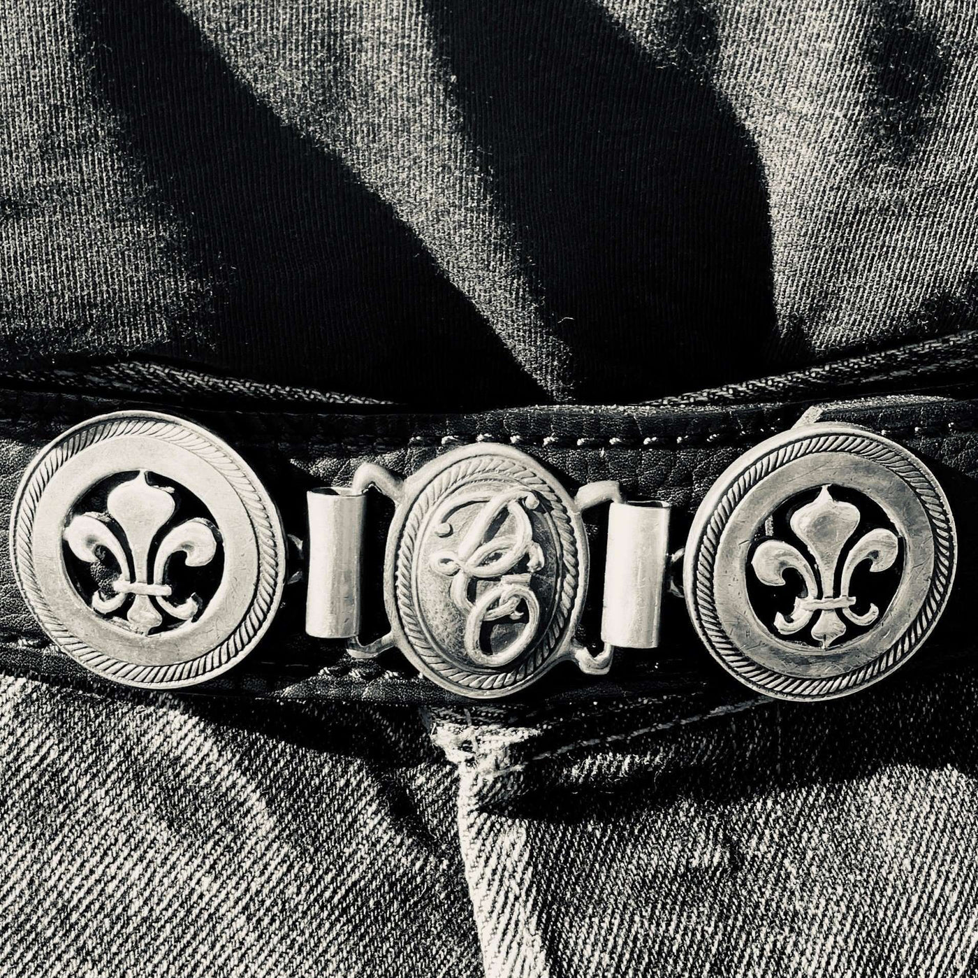 vakiano argentinian sterling silver buckles