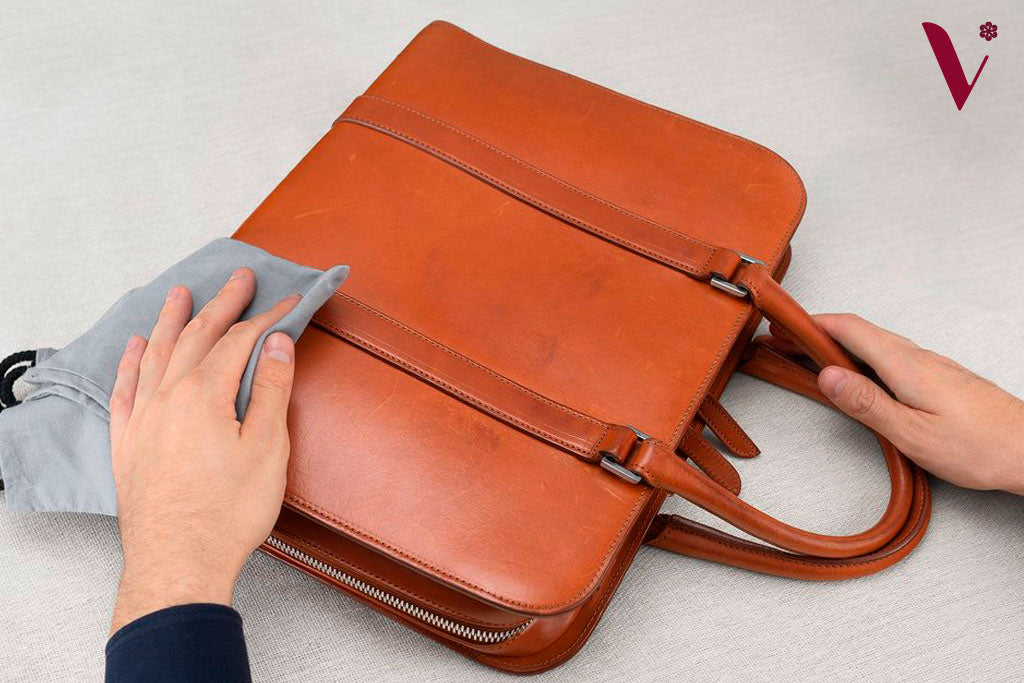 How to take care of leather products