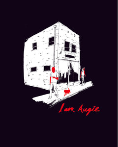 I AM AUGIE T SHIRT
