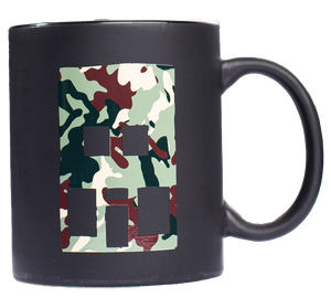 Camo (Save A Warrior) Mug