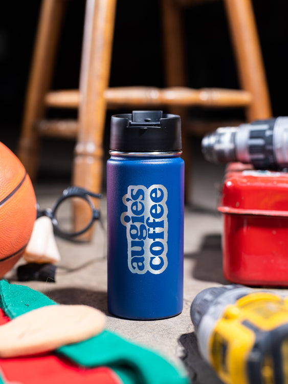 16oz Hydroflask with Vertical Logo