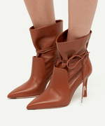 LEYTH BOOT - BROWN - 85
