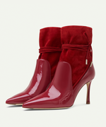 LEYTH BOOT - RED - 85
