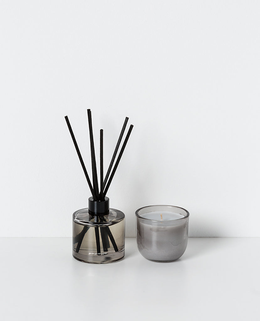 ZERO˚ CANDLE & DIFFUSER SET - BLACK