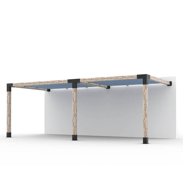 Toja Grid Double Pergola _10x22_denim