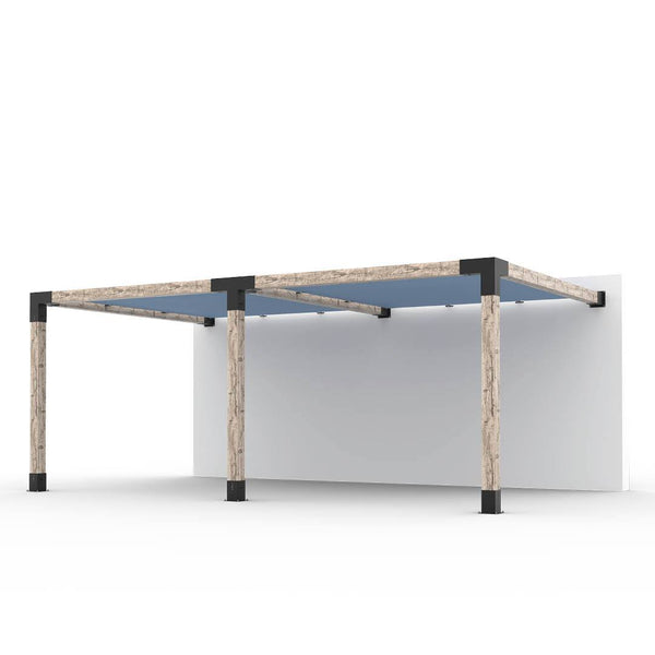 Toja Grid Double Pergola _12x20_denim