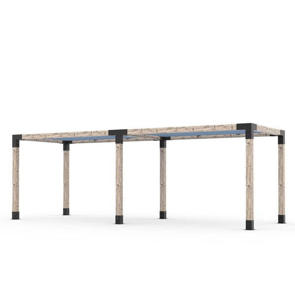 Toja Grid Double Pergola _8x24_denim