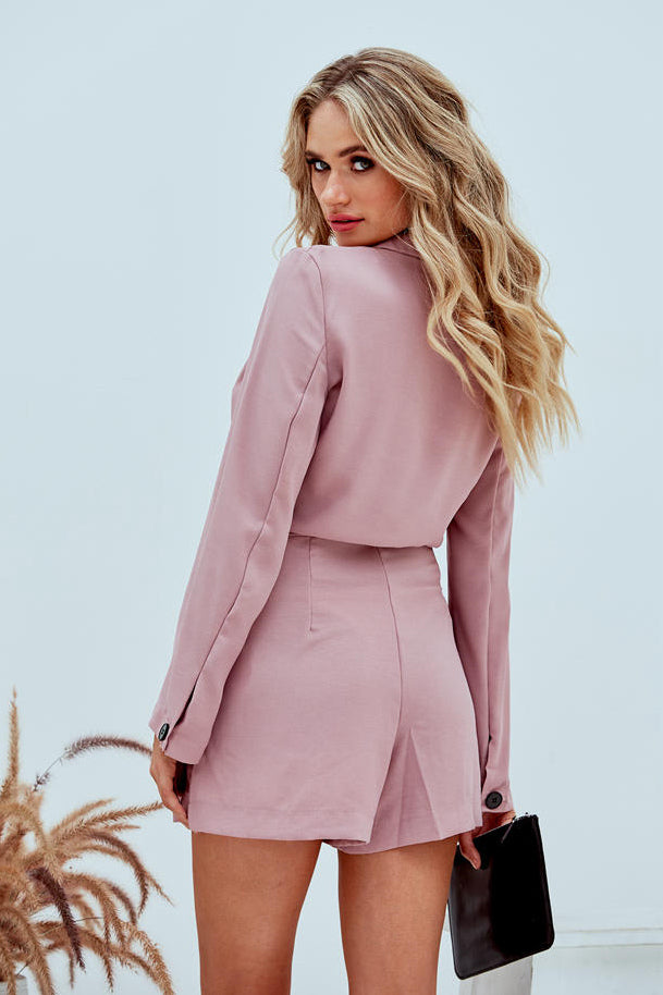Anderson Jumpsuit Pink