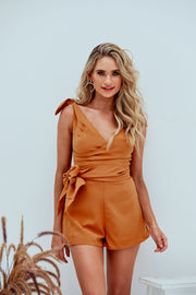 Elanor Playsuit in Mustered