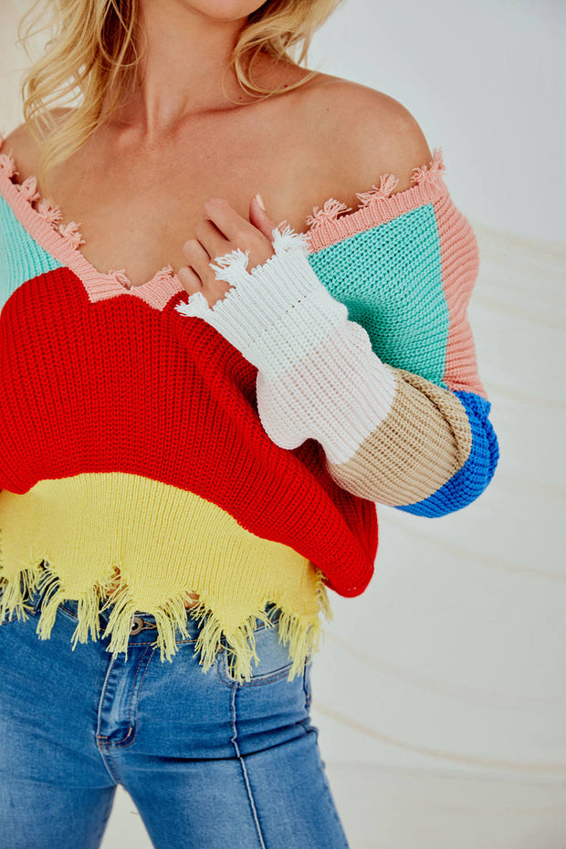 Gemini Knit Jumper