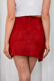 Hayley's Poppy Skirt - The Half Clothing