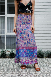 Henrietta Long Skirt - The Half Clothing