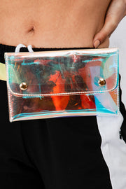 Jelly Joe Transparent Bag - The Half Clothing